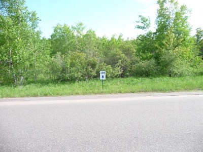 Negaunee Residential Lots & Land For Sale: Water St #8