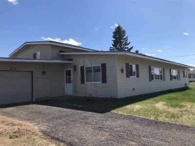 Multi Family Home For Sale: 124 126 Fury