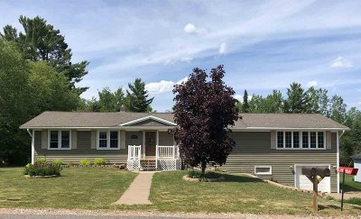 Ishpeming Single Family Home Pending w/Contingency: 345 Co Rd Cpa