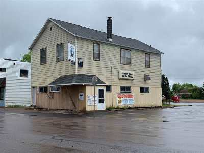 Gwinn Commercial For Sale: 5 E Stephenson Ave