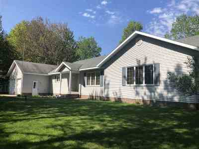 Marquette Single Family Home For Sale: 570 S Vandenboom Rd