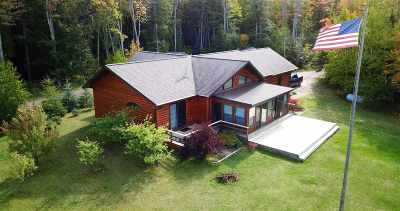 Marquette Single Family Home New: 210 Brown Rd