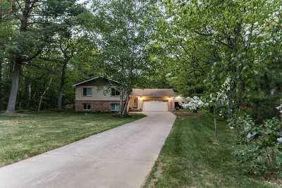 Marquette Single Family Home Pending w/Contingency: 149 Oakridge