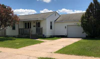 Ishpeming Single Family Home For Sale: 536 Poplar St #Lot 4 Bl