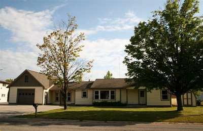 Munising Single Family Home For Sale: 703 Prospect St