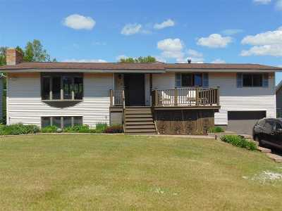 Negaunee Single Family Home New: 148 Iroquois Dr