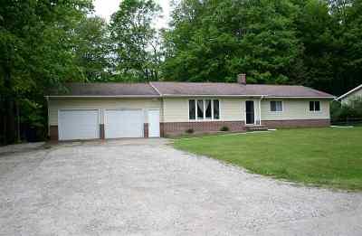 Munising Single Family Home Pending w/Contingency: E9229 Shannon Dr