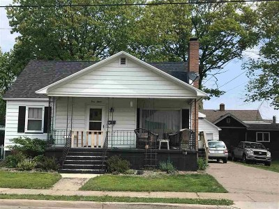 Marquette Single Family Home Pending w/Contingency: 315 E Kaye Ave