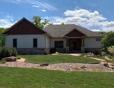 Marquette Single Family Home For Sale: 2822 Granite Pointe