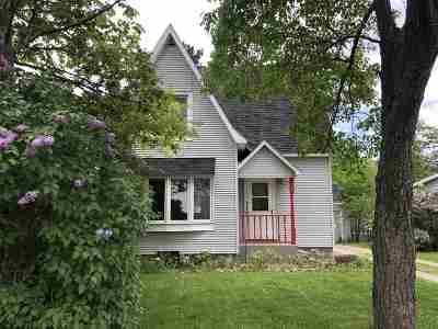 Marquette Single Family Home For Sale: 612 Norwood