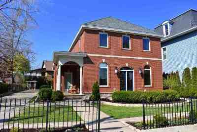 Marquette Single Family Home For Sale: 108 W Ridge St