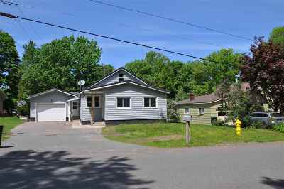 Marquette Single Family Home Pending w/Contingency: 2372 Moran St