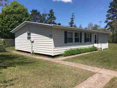 Gwinn Single Family Home Pending w/Contingency: 135 Tarzon