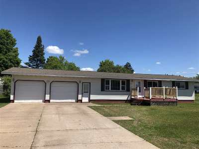 Ishpeming Single Family Home For Sale: 1750 Rosewood Ln