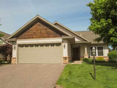 Marquette Single Family Home For Sale: 502 Brookstone Cr