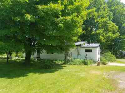 Marquette Single Family Home For Sale: 5840 Co Rd 550