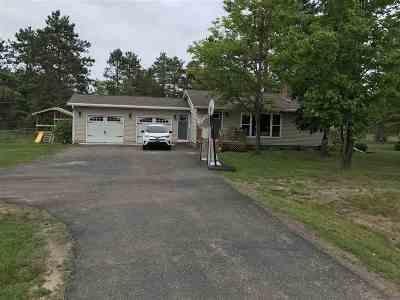 Marquette Single Family Home New: 1379 E M28
