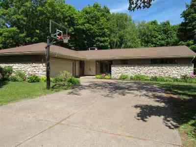 Marquette Single Family Home For Sale: 5 Specker Cr
