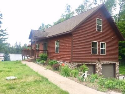 Gwinn Single Family Home For Sale: 1453 Knudsen