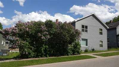 Munising Multi Family Home For Sale: 213 Chestnut St
