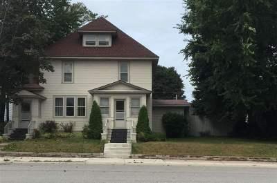 Munising Multi Family Home For Sale: 312 Elm Ave