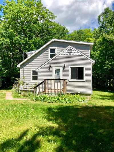 Negaunee Single Family Home Pending w/Contingency: 11 W Jarvi Rd