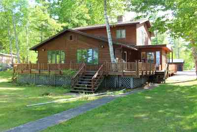 Marquette Single Family Home For Sale: 2546 Co Rd 550