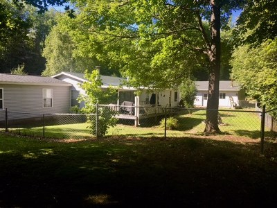 Gwinn Single Family Home For Sale: 520 Old Co Rd 553
