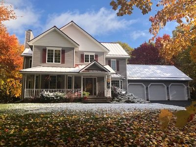 Marquette Single Family Home For Sale: 175 Forest Hills Dr
