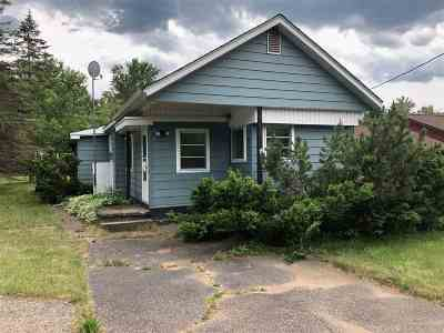 Negaunee Single Family Home For Sale: 30 County Road Mu Rd