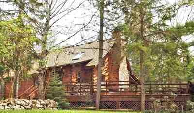 Marquette Single Family Home For Sale: 105 Wintergreen Tr