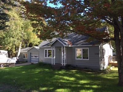 Marquette MI Single Family Home For Sale: $164,900
