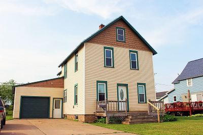 Ishpeming Single Family Home For Sale: 449 W Division