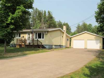 Gwinn Single Family Home Pending w/Contingency: 190 Yelle Rd