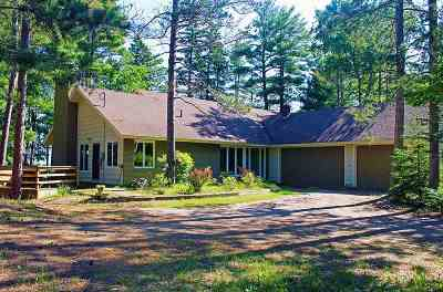 Marquette Single Family Home Pending w/Contingency: 6 Middle Island Point Rd
