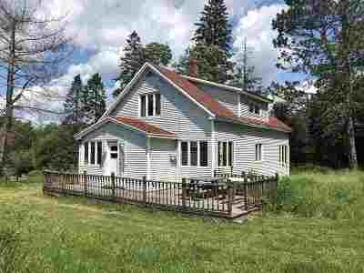 Ishpeming Single Family Home For Sale: 14 Co Rd Gma