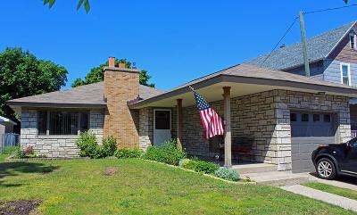 Marquette Single Family Home For Sale: 1619 Fitch Ave