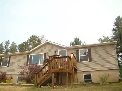 Marquette MI Single Family Home For Sale: $169,000