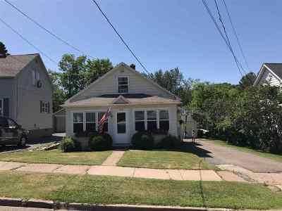 Negaunee Single Family Home Pending w/Contingency: 414 Gold St