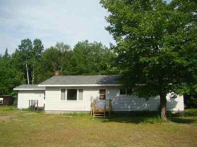 Marquette MI Single Family Home For Sale: $162,900