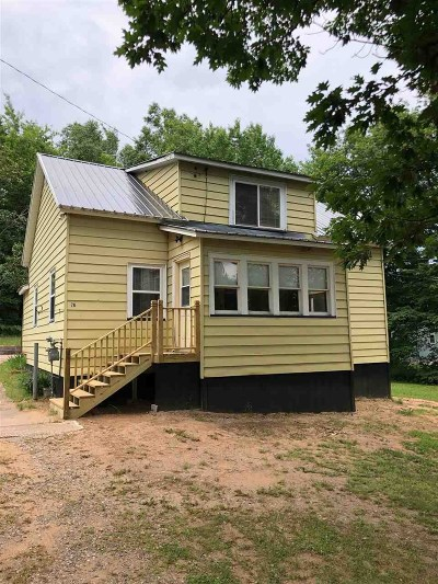 Negaunee Single Family Home Pending w/Contingency: 76 Midway Dr