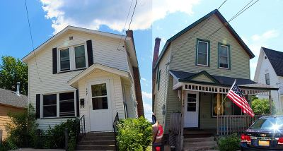 Marquette Single Family Home Pending w/Contingency: 339 & 337 W Bluff St