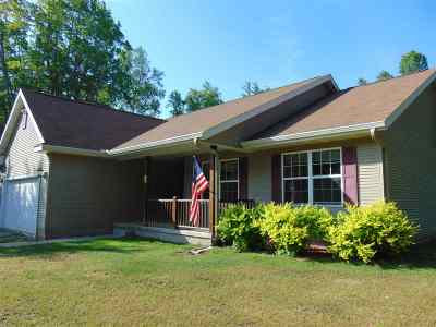 Marquette MI Single Family Home For Sale: $239,900