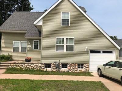 Munising Single Family Home Pending w/Contingency: 411 Birch St