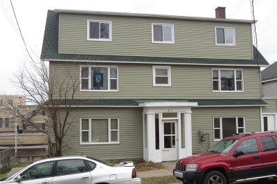 Marquette Multi Family Home Pending w/Contingency: 217 W Bluff St