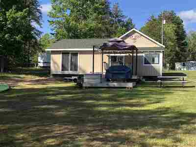 Gwinn Single Family Home For Sale: 758 Horseshoe Lake Rd