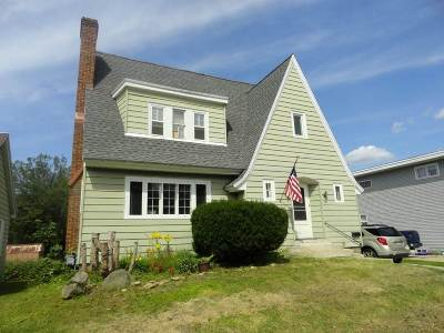 Munising Single Family Home Pending w/Contingency: 209 E Chocolay St