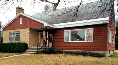 Munising Single Family Home For Sale: 223 W Onota St