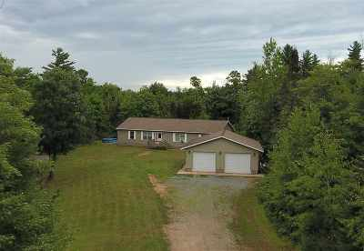 Negaunee Single Family Home New: 535 Co Rd Ml