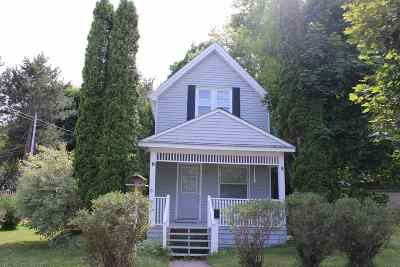Munising Single Family Home New: 411 W Superior St